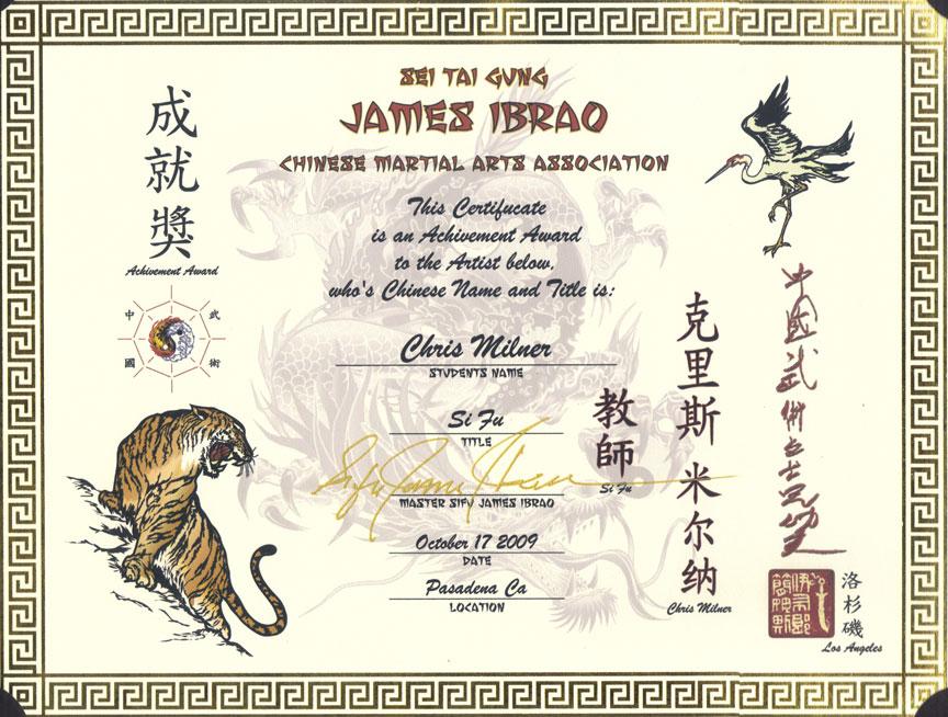 certif-fu - Santa Barbara / Solvang Kung Fu, Tai Chi & Martial Arts ...
