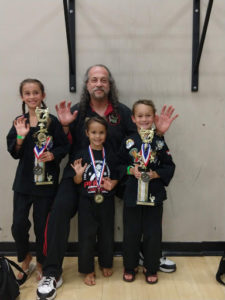 Santa Barbara Kung Fu Tournament 2018