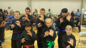 Santa Barbara Kung Fu Tournament 2016