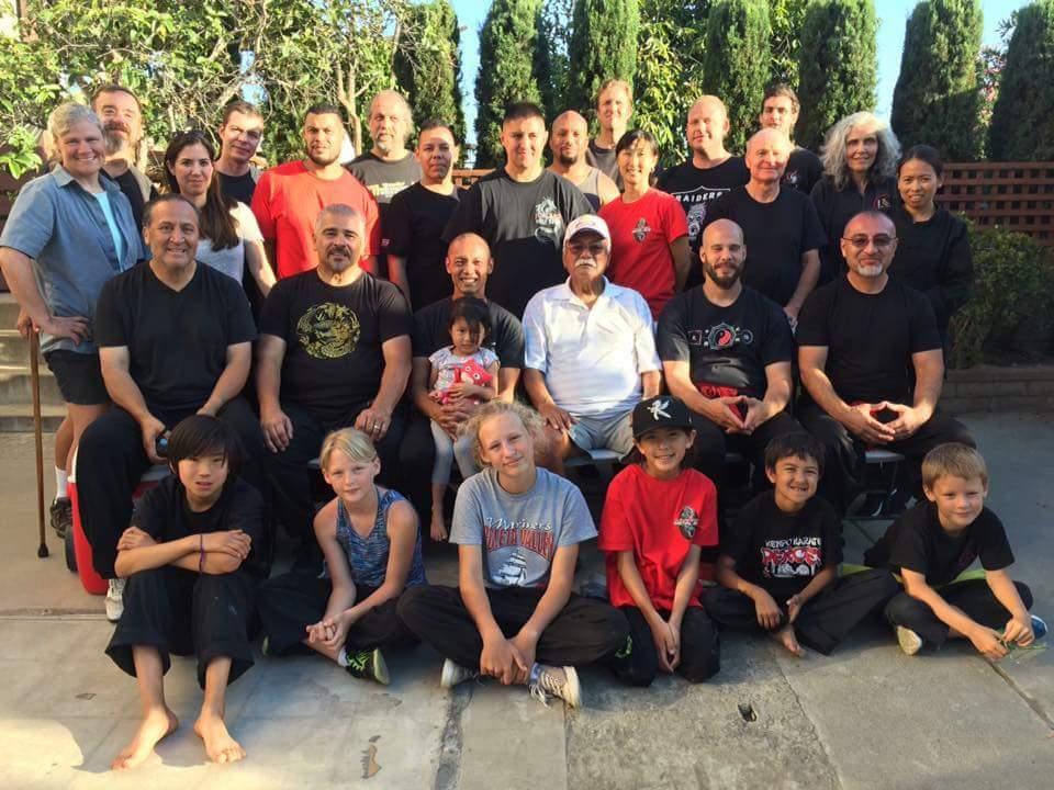 Santa Barbara Kung Fu