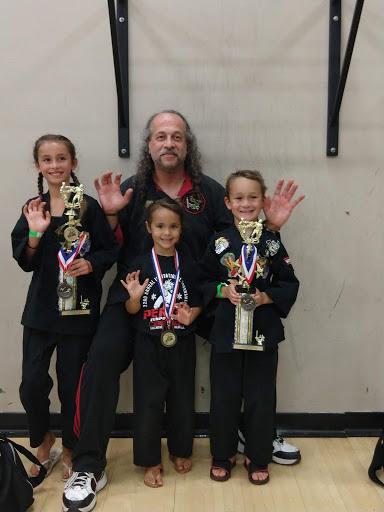 Santa Barbara Kung Fu Tournament 2018